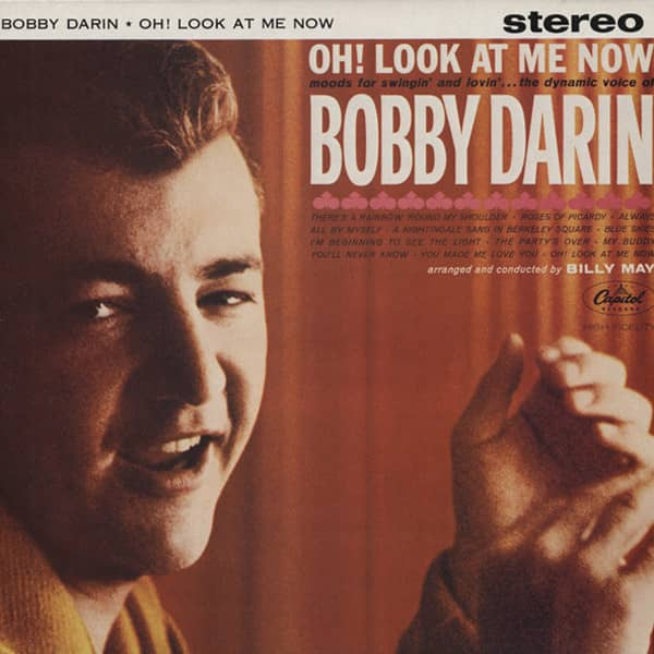 Oh! Look At Me Know (1962) re-issue