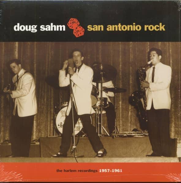 San Antonio Rock - The Harlem Recordings 1957-1961 (LP)