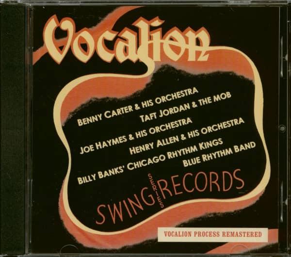 Swing Vocalion (CD)