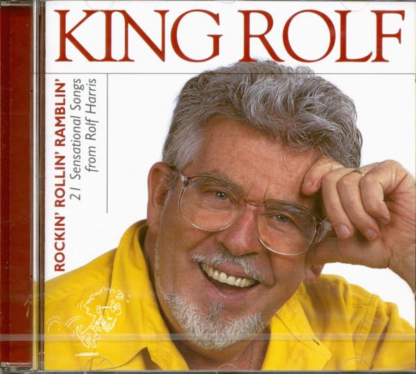 King Rolf - Rockin' Rollin'Ramblin' (CD)