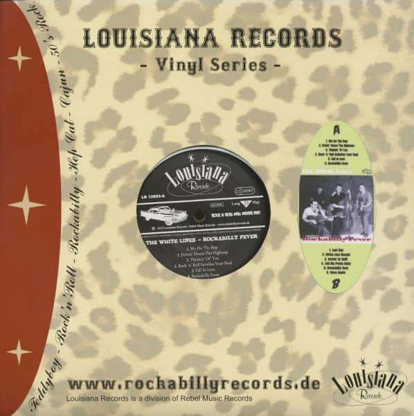 Rockabilly Fever (180g Vinyl, Ltd.)