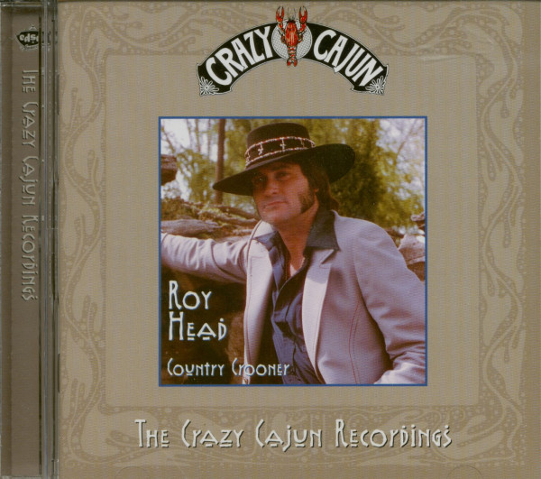 Country Crooney - Crazy Cajun Recordings (CD)