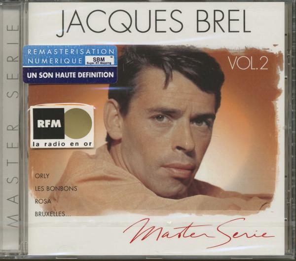 Master Serie, Vol.2 (CD)