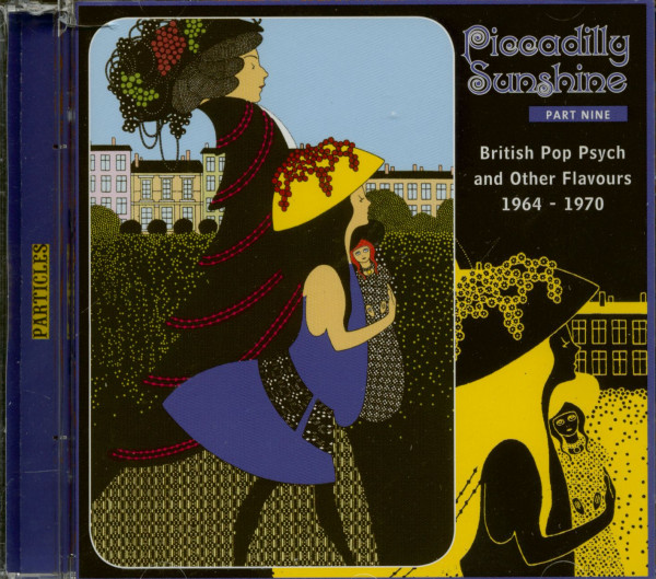 Piccadilly Sunshine Part 9 (CD)