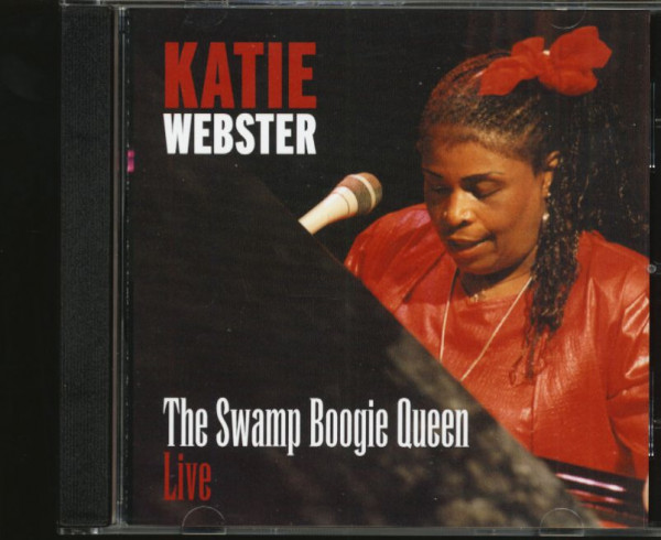 The Swamp Boogie Queen Live (CD)