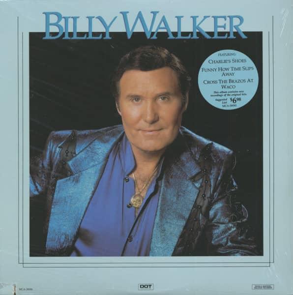 Billy Walker (LP, Cut-Out)