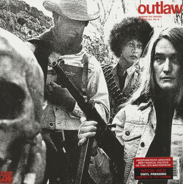 Outlaw (LP, Red Vinyl, Ltd.)