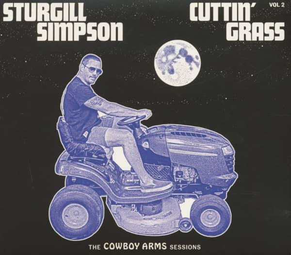Cuttin' Grass Vol.2 - The Cowboy Arms Sessions (CD)