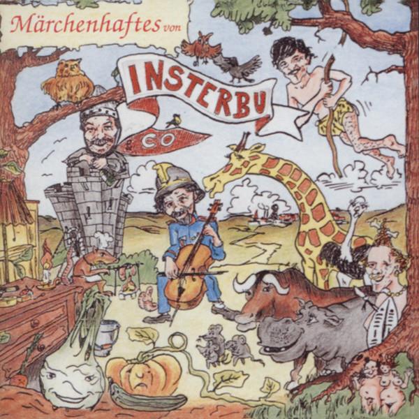 Märchenhaftes von Insterburg & Co. (CD)