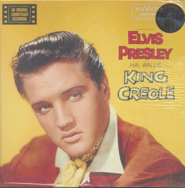King Creole - An Original Soundtrack Recording (LP, 180g Vinyl, Ltd.)