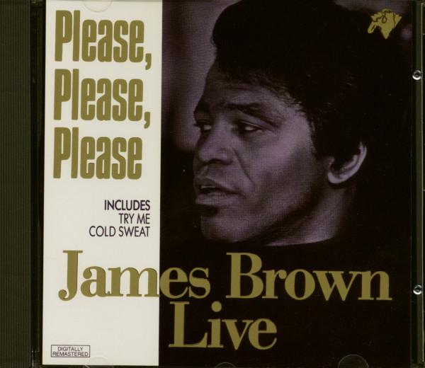 Please, Please, Please (CD)