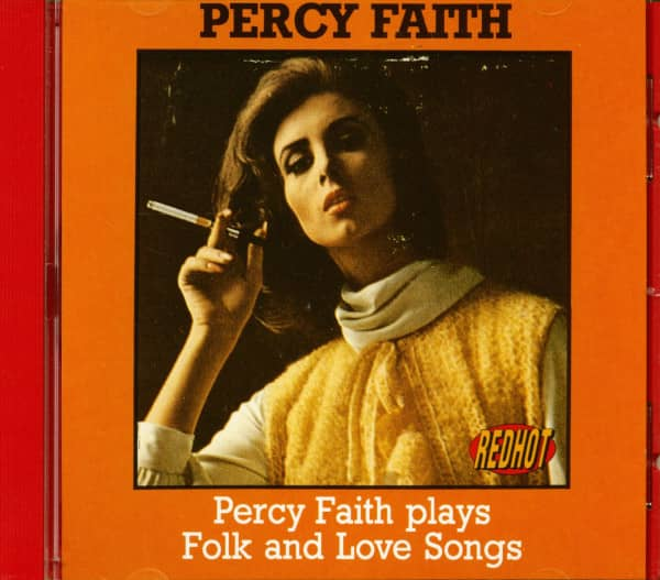 Percy Faith Plays Folk And Love Songs (CD)