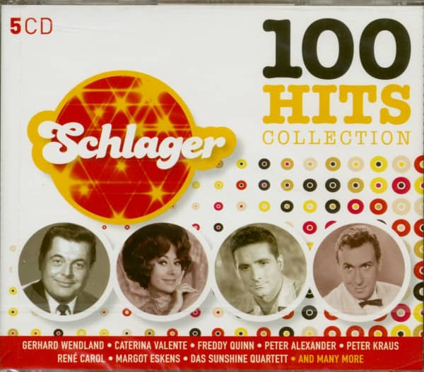 Schlager 100 Hits Collection (5-CD)