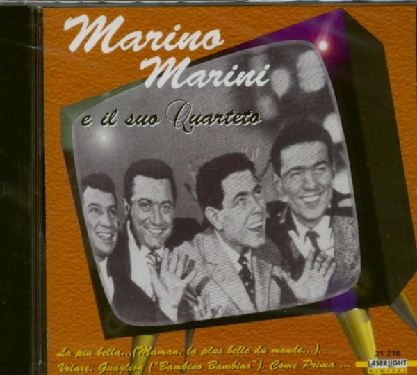Marino Marini & Suo Quarteto (CD)