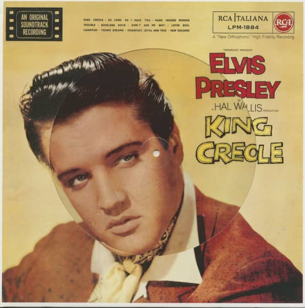 King Creole - Picture Disc (LP)