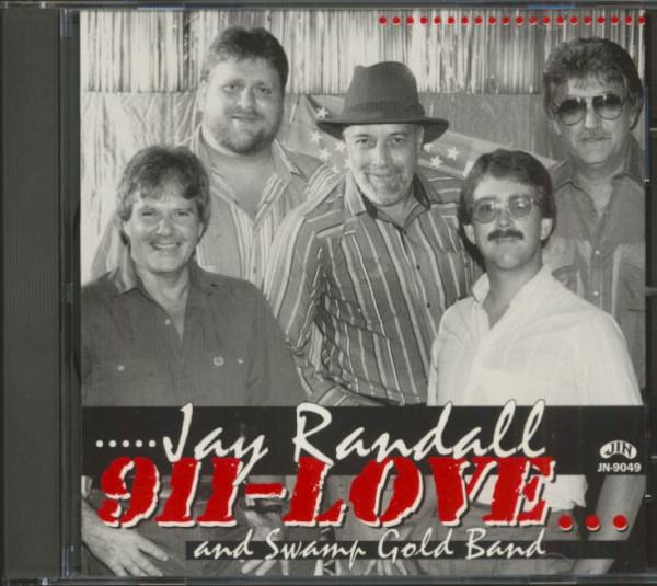 911-Love (CD)