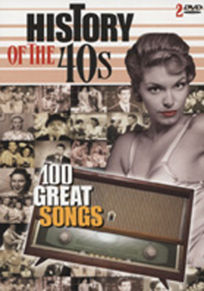 History Of The 40s (2-DVD) (0) 100 Songs