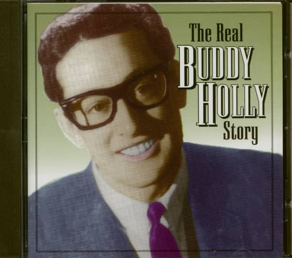 The Real Buddy Holly Story (CD)