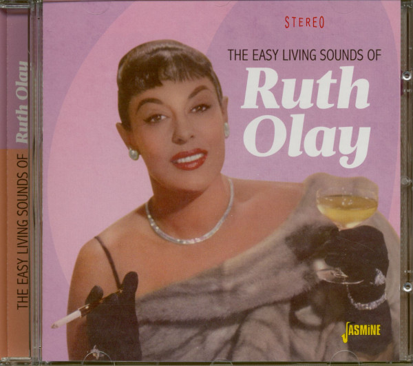 The Easy Living Sounds Of Ruth Olay (CD)