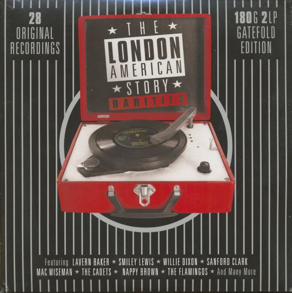 The London American Story - Rarities (2-LP, 180g Vinyl)