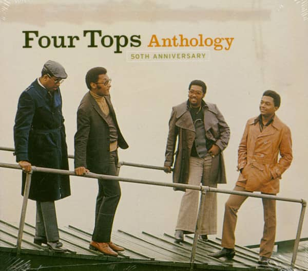 Anthology - 50th Anniversary (2-CD)