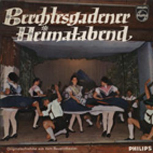 Berchtesgadener Heimatabend 7inch, 45rpm, EP, PS