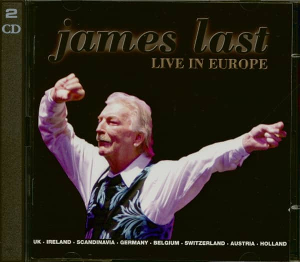 Live In Europe (2-CD)