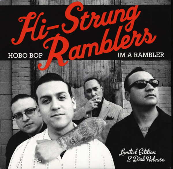 Hobo Bop & I'm A Rambler (2-CDs)