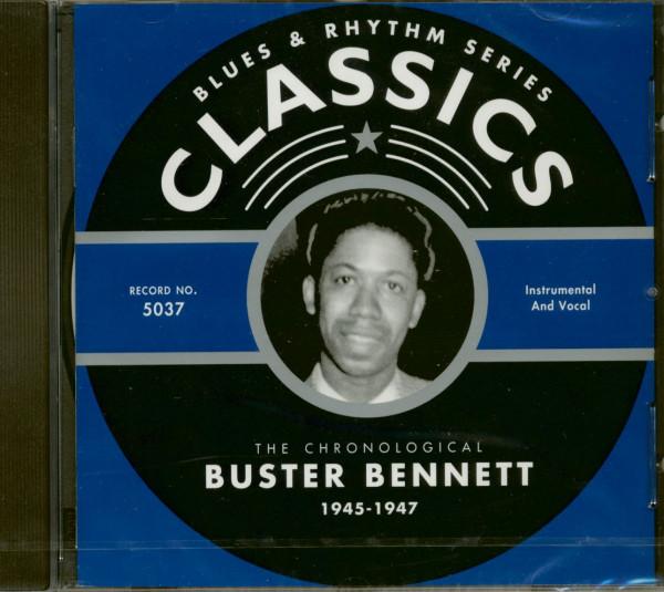 The Chronological 1945-1947 (CD)