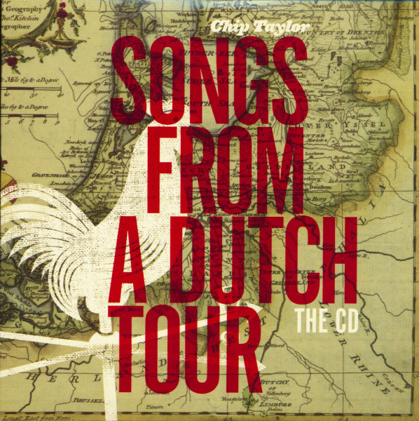 Songs From A Dutch Tour (CD & Book)