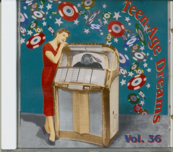 Teen-Age Dreams Vol. 36