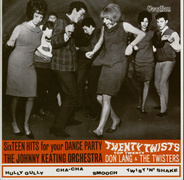 Twenty Twists - Sixteen Hits (CD)