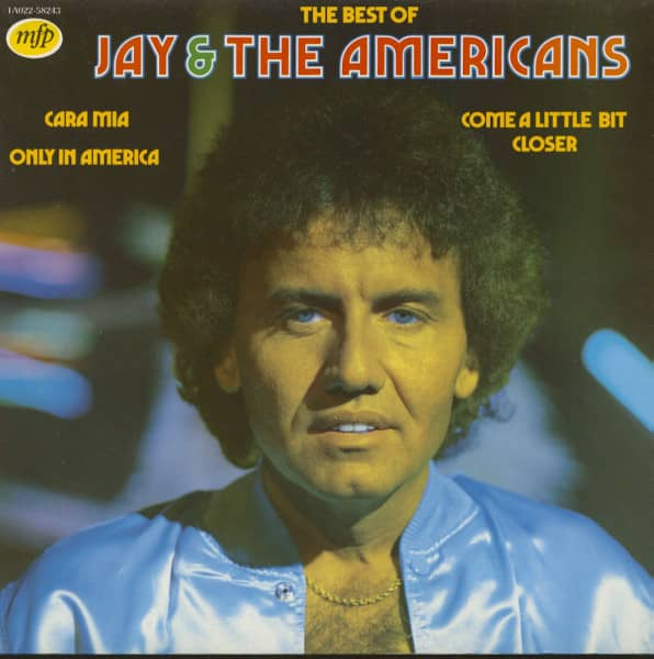 The Best Of Jay And The Americans (LP)