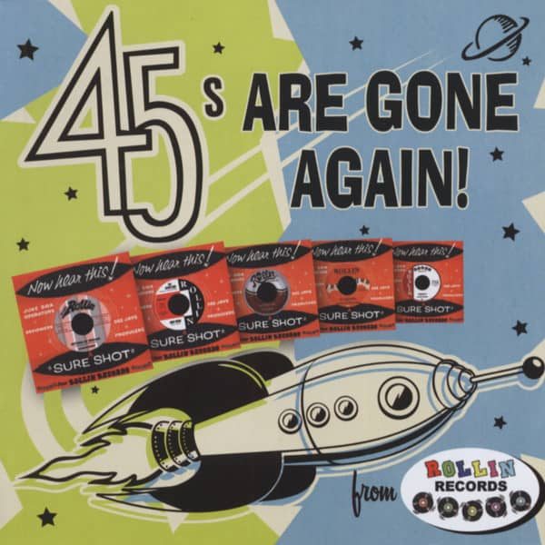 45's Are Gone Again - Rollin' Sampler, Vol.2