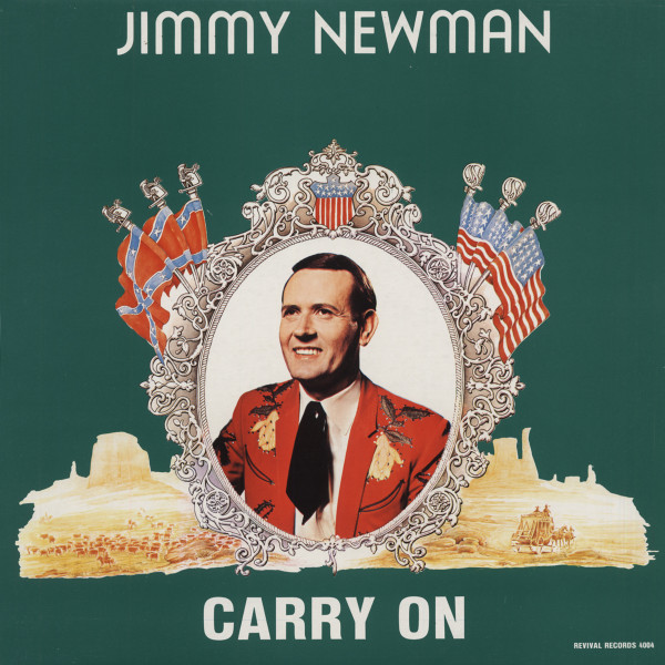Jimmy Newman - Johnny Strickland (Vinyl-LP)