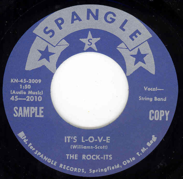 It's Love - If You've Never Been In Love 7inch, 45rpm