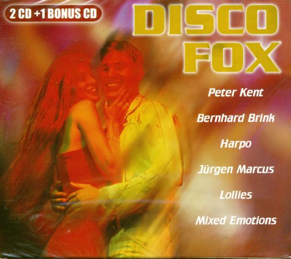 Disco-Fox (2-CD+1 Bonus CD)