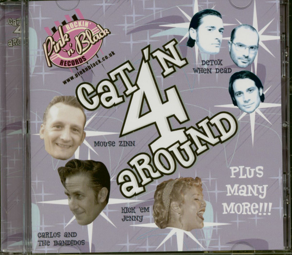 Cat'n Around Vol.4 (CD)