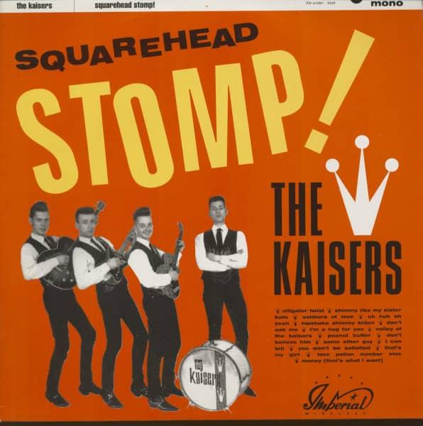 Squarehead Stomp (LP)
