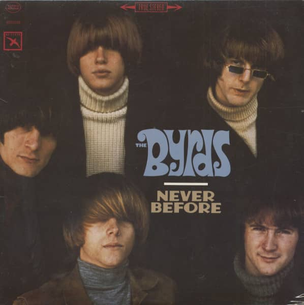 Never Before (LP)
