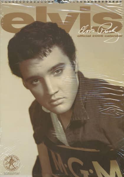 Elvis - Official 2006 Calendar