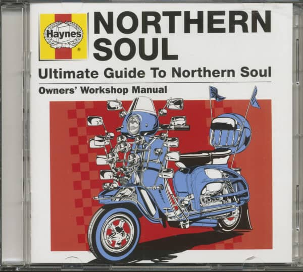 Haynes - Ultimate Guide To Northern Soul (2-CD)