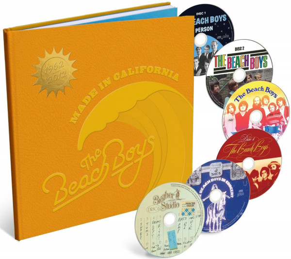 Made In California (6-CD) LP-sized Digi-Book Limited Edition