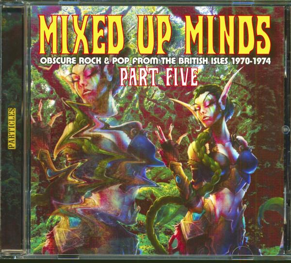 Mixed-Up-Minds - Part 5 (CD)