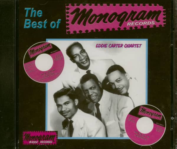 The Best Of Monogram Records (CD)