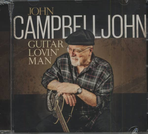Guitar Lovin' Man (CD)