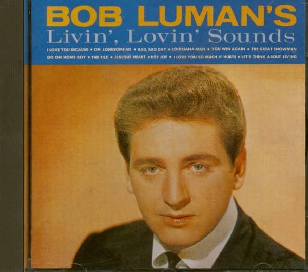 Livin', Lovin' Sound (CD)