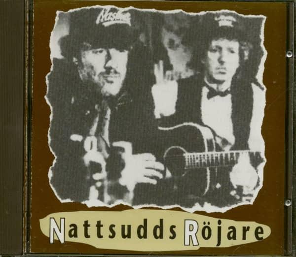 Nattsudds Röjare - Rhythm & Booze Blasters (CD)