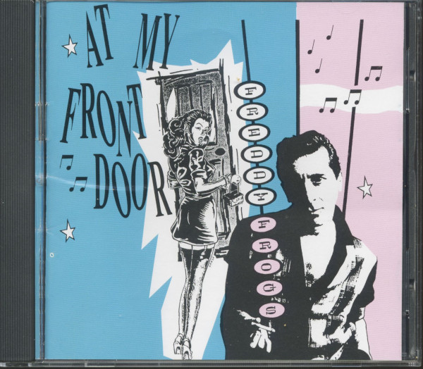 At My Front Door (CD)