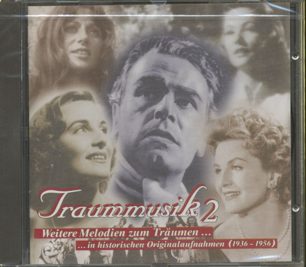 Traummusik, Vol.2 (CD)